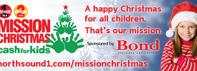 Mission Christmas - Cash for Kids